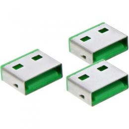 20er InLine Port Blocker Nachfllpack fr USB Portblocker