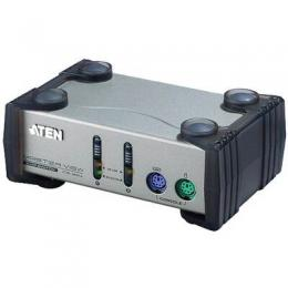ATEN CS82A KVM-Switch 2-fach, VGA, PS/2