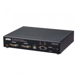 ATEN KE6940AIT DVI-I Dual-Display KVM over IP Sender mit Internetzugang