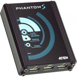 ATEN UC3410 PHANTOM-S Gamepad Emulator für PS4, PS3, Xbox 360, Xbox One