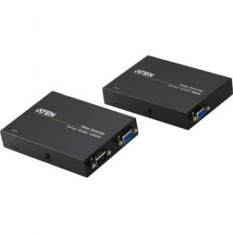 ATEN VE150A Video-Extender, VGA-Verlngerung ber Cat.5e, max. 150m