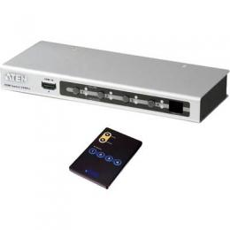 ATEN VS481A Video-Switch HDMI 4-fach Umschalter, FullHD, mit Audio