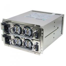 FANTEC SURE STAR R4B-500G1V2, 2x 500W, High Efficiency Mini Redundant Netzteil