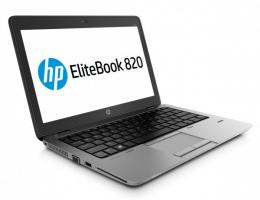 HP EliteBook 820 G3 12,5 Zoll HD Intel Core i5 256GB SSD 8GB Windows 10 Pro Webcam Tastaturbeleuchtung UMTS LTE
