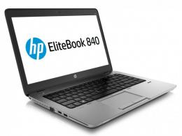HP EliteBook 840 G1 14 Zoll 1600x900 HD+ Intel Core i5 256GB SSD 8GB Windows 10 Pro MAR Webcam