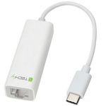 Konverter Kabel Adapter USB 3.1 Type C M auf RJ45 Gigabit Ethernet
