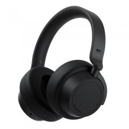 Microsoft Surface Headphones 2 in Mattschwarz [Over-Ear, Aktives Noise-Cancelling, Bluetooth, 20h Musikwiedergabe, Touch Control]