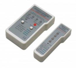 Multifunktions-Kabeltester RJ-45/RJ-11 INTELLINET