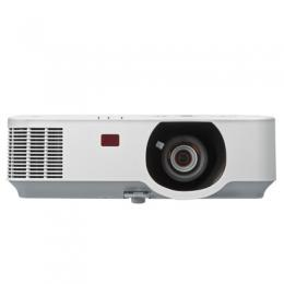 NEC P554U Beamer - Full HD WUXGA, 5.300 ANSI Lumen, 1.6x Zoom, Lens Shift, LAN, 2x HDMI