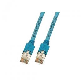 Patchkabel RJ45, SF/UTP, Cat.5e, TM11, UC300, 5m, blau