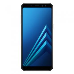 Samsung Galaxy A8 Enterprise Edition 32GB Dual-SIM Schwarz [14,2cm (5,6) OLED Display, Android 7.1, 16MP Hauptkamera]